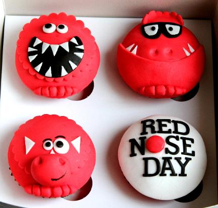 Cake Decorations For Red Nose Day : Candy Themed Wedding Cake Ideas and Designs